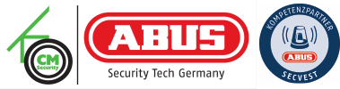 cm-security Wanfried Logo